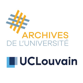 Go to Archives de l'Universi...