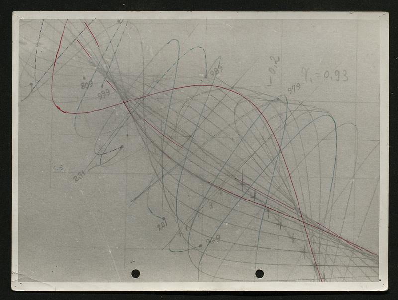 Notes, graphes, calculs, résultats et abaques