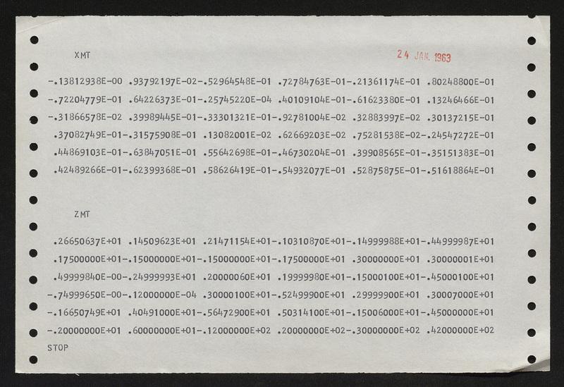 [Calculs en Fortran et instructions]