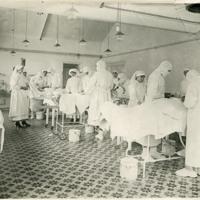 Salle d'opération Léopold