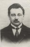 Portrait de Maurice Alliaume